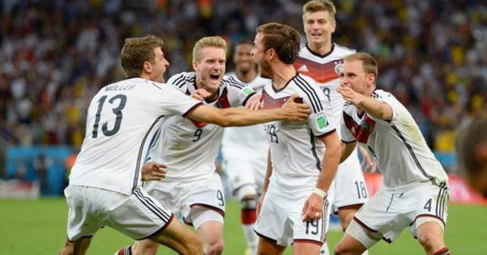 Tyskland VM 2018