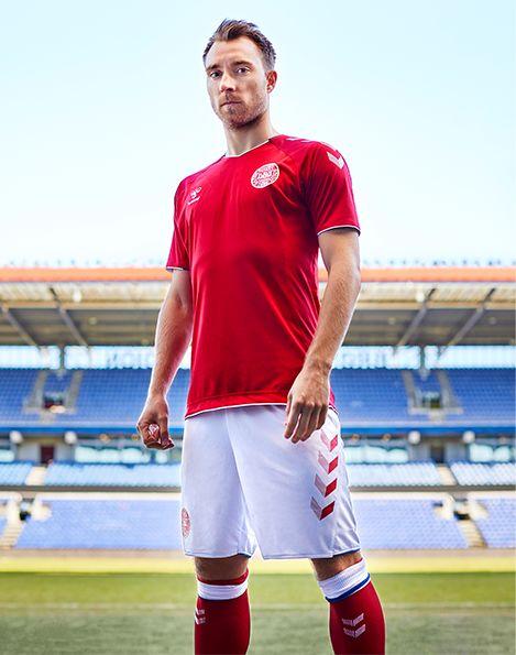 Danmarks Hjemmebanetrøje til VM 2018