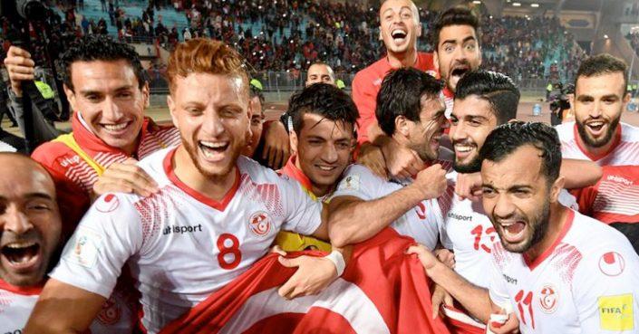 Tunesien VM 2018