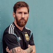 Argentinas Landsholdstrøje til VM 2018