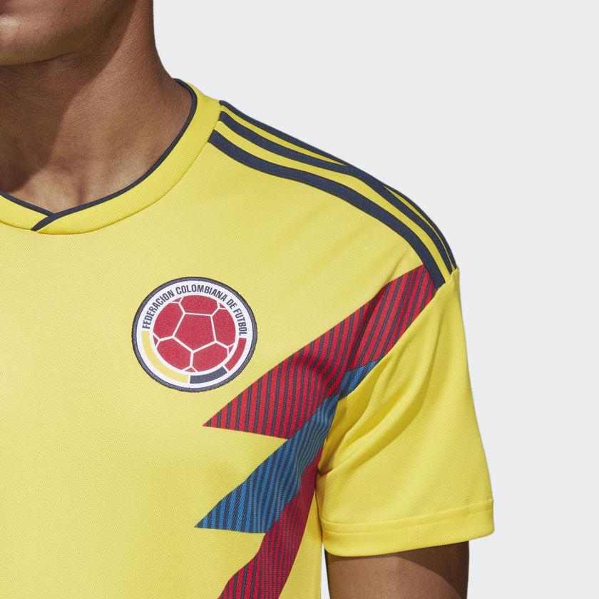 Columbias Hjemmebanetrøje til VM 2018