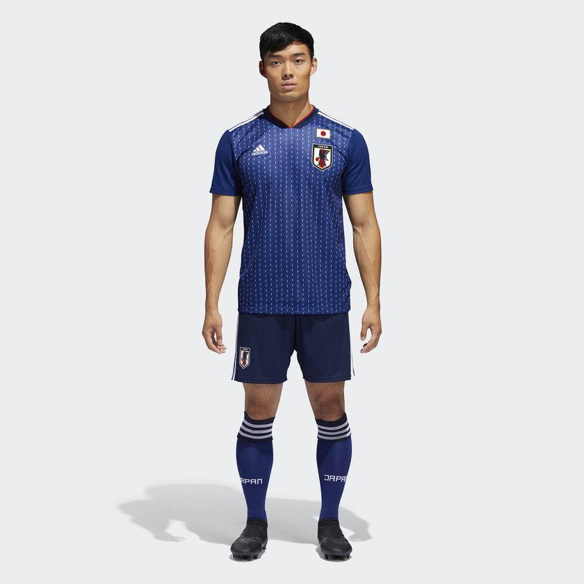 Japans Landsholdstrøje til VM 2018