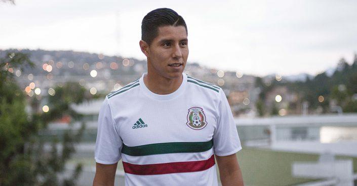 Mexicos Landsholdstrøje til VM 2018