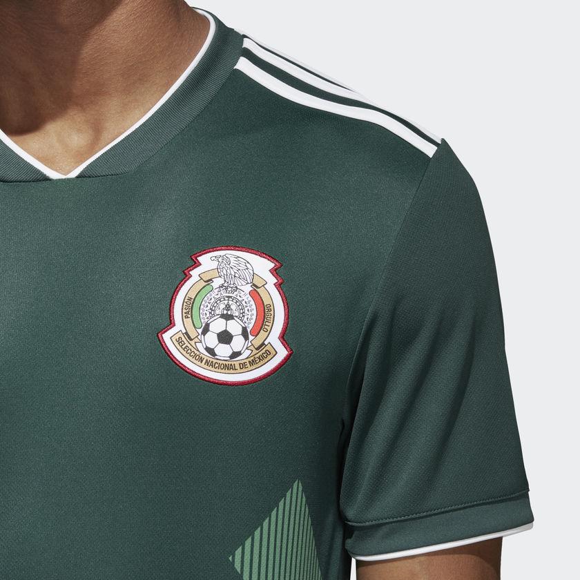 Mexicos Hjemmebanetrøje til VM 2018