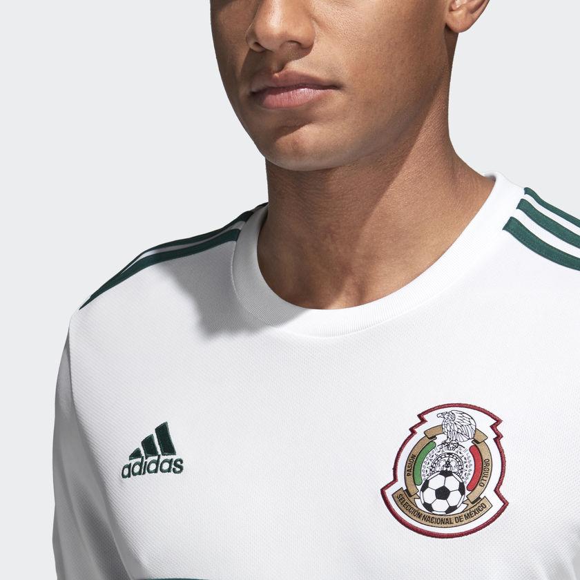 Mexicos Udebanetrøje til VM 2018