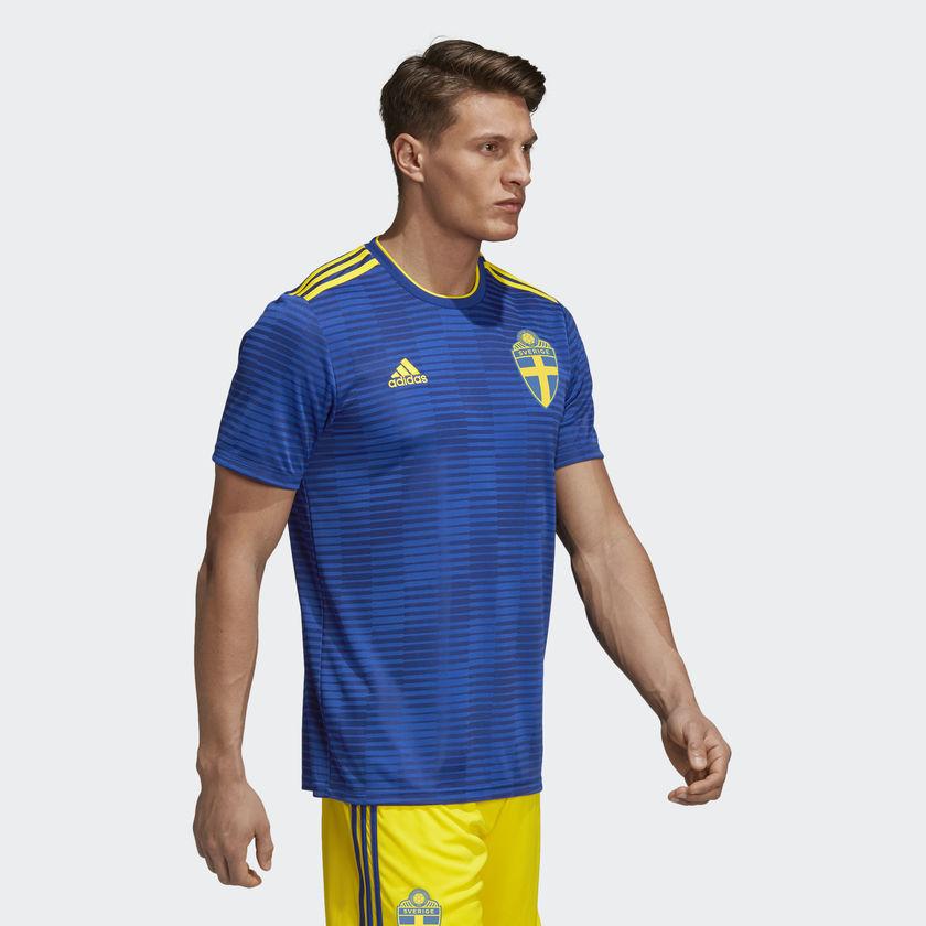 Sveriges Udebanetrøje til VM 2018
