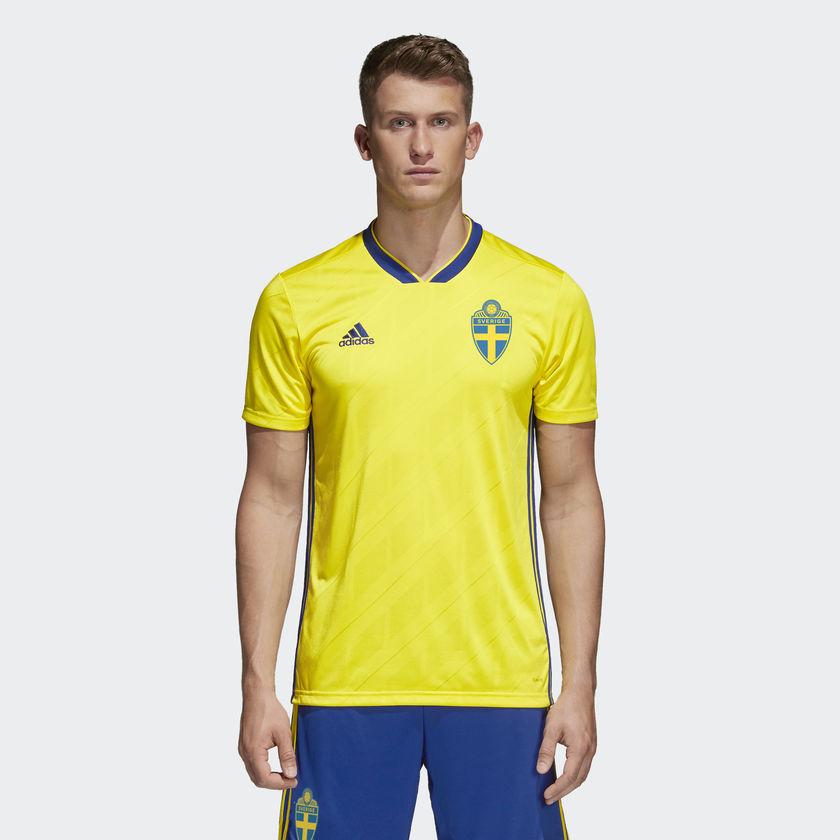 Sveriges Landsholdstrøje til VM 2018