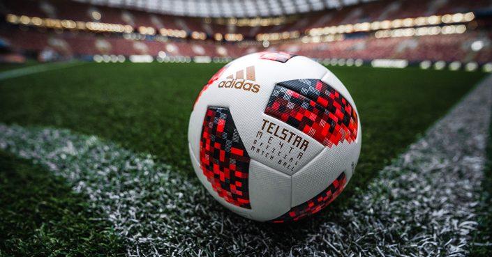 Adidas Telstar Mechta VM Fodbolden