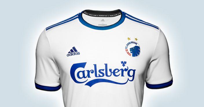 FC Københavns Hjemmebanetrøje 2018
