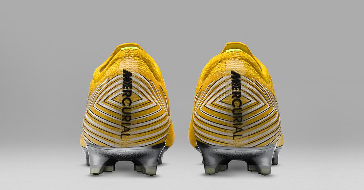 more photos b9112 736eb Gule Neymar Fodboldstøvler til børn og voksne