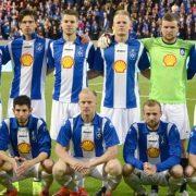 Målfest i Telia Parken i 2. runde af Europa League Kvalifikationen