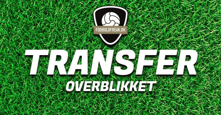 LIVE: Transferoverblikket