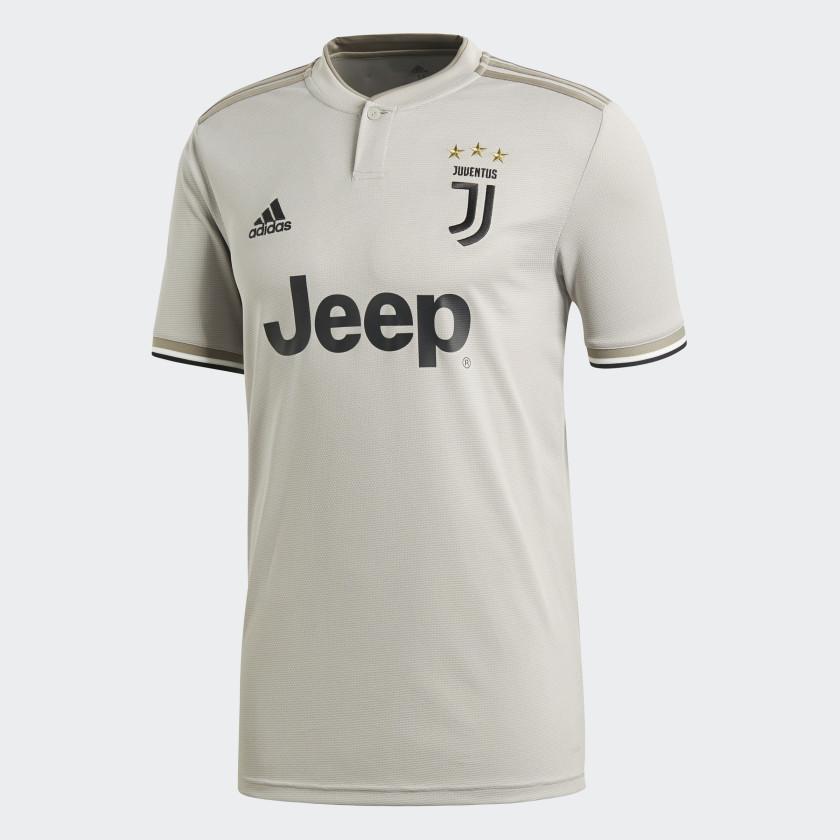 Juventus Fodboldtrøje 2018 - Udebane