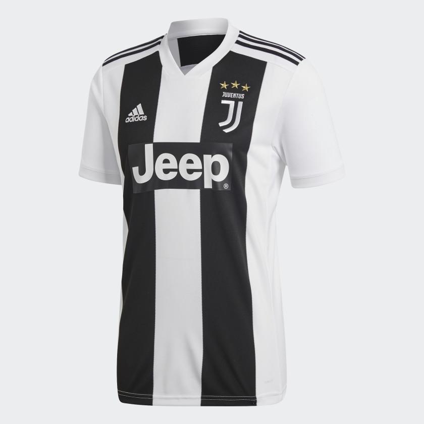 Juventus Fodboldtrøje 2018 - Hjemmebane
