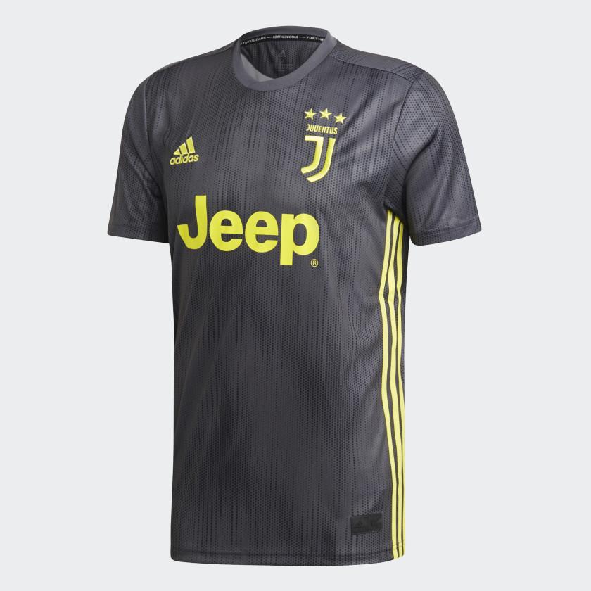 Juventus Fodboldtrøje 2018 - 3. trøje