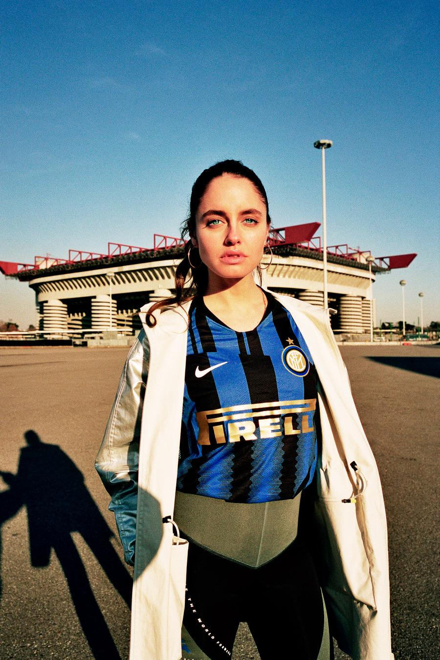 FC Inter 20 års Jubilæumstrøje