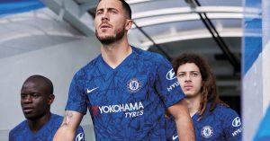 Chelsea FC Hjemmebanetrøje 2019