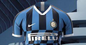 FC Inter Hjemmebanetrøje 2019