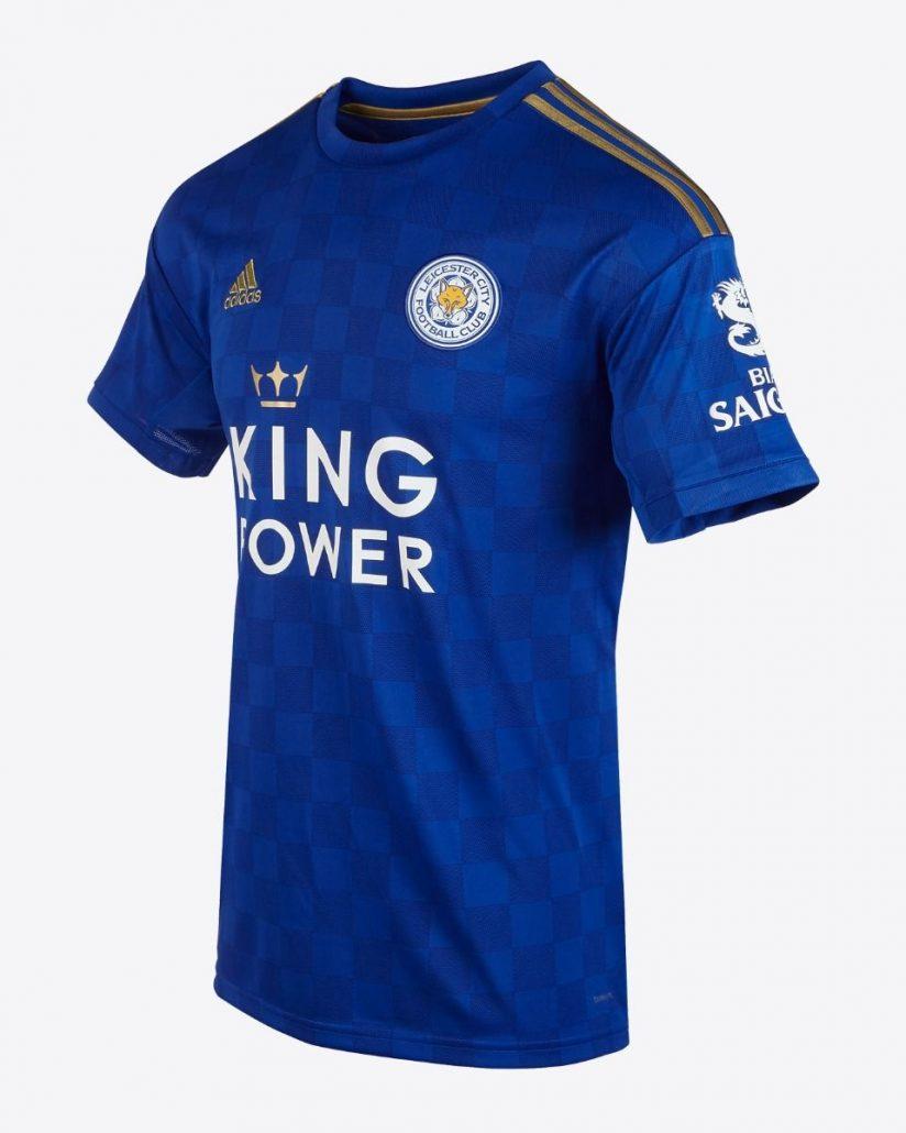 Leicester City FC Hjemmebanetrøje 2019