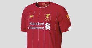 Liverpool FC Hjemmebanetrøje 2019