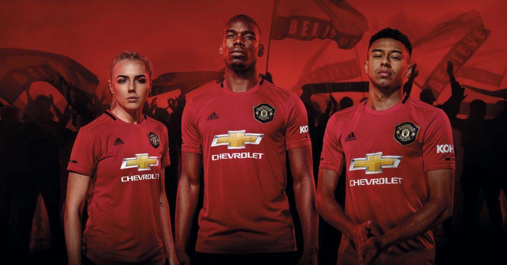 Manchester United Hjemmebanetrøje 2019