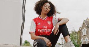 Arsenal FC Hjemmebanetrøje 2019