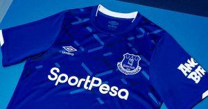 Everton FC Hjemmebanetrøje 2019