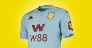 Aston Villa FC Udebanetrøje 2019