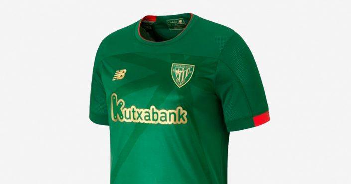 Athletic Bilbao Udebanetrøje 2019