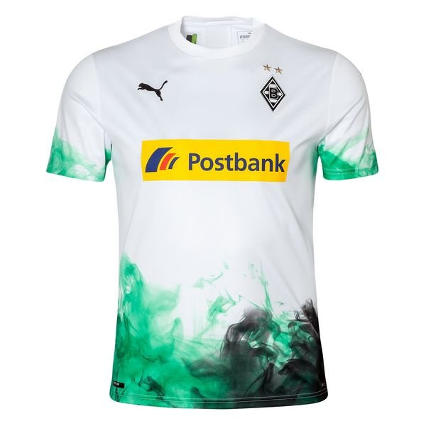 Borussia Mönchengladbach Hjemmebanetrøje 2019