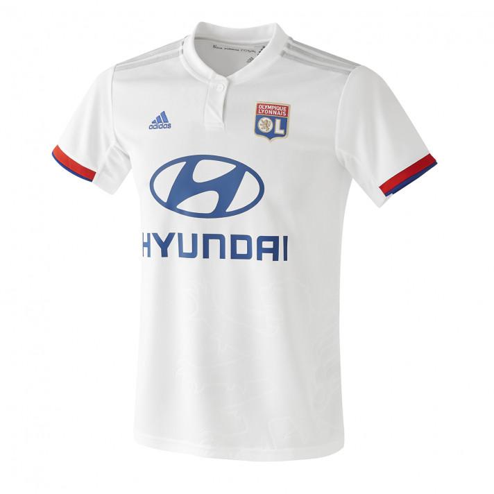 Olympique Lyon Hjemmebanetrøje 2019