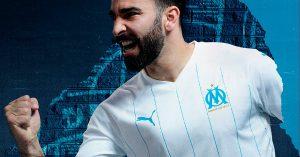 Olympique Marseille Hjemmebanetrøje 2019