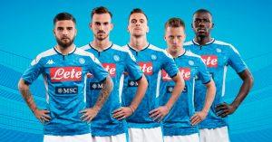 Napoli Hjemmebanetrøje 2019
