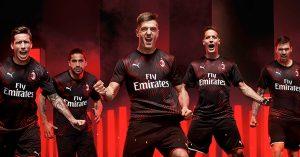 AC Milan 3. Trøje 2019