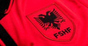 Albanien Hjemmebanetrøje 2019