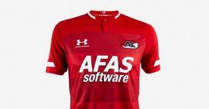 AZ Alkmaar Hjemmebanetrøje 2019