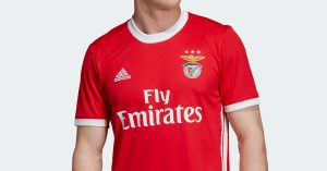 Benfica Hjemmebanetrøje 2019