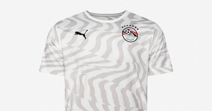 Egypten Udebanetrøje 2019