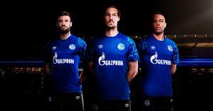 FC Schalke 04 Hjemmebanetrøje 2019