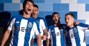 FC Porto Hjemmebanetrøje 2019