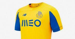 FC Porto Udebanetrøje 2019
