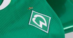 Grøn Werder Bremen Hjemmebanetrøje 2019