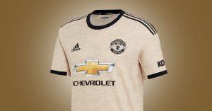 Manchester United Udebanetrøje 2019