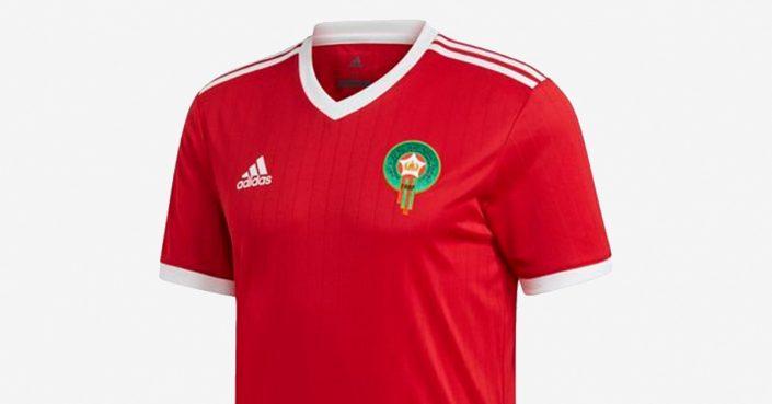 Marokko Landsholdstrøje 2019