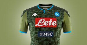 Napoli Udebanetrøje 2019