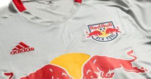 New York Red Bull Udebanetrøje 2019