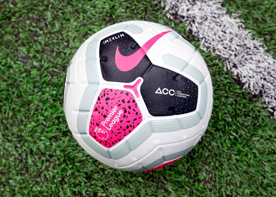 Nike Merlin Premier League Fodbolden 2019