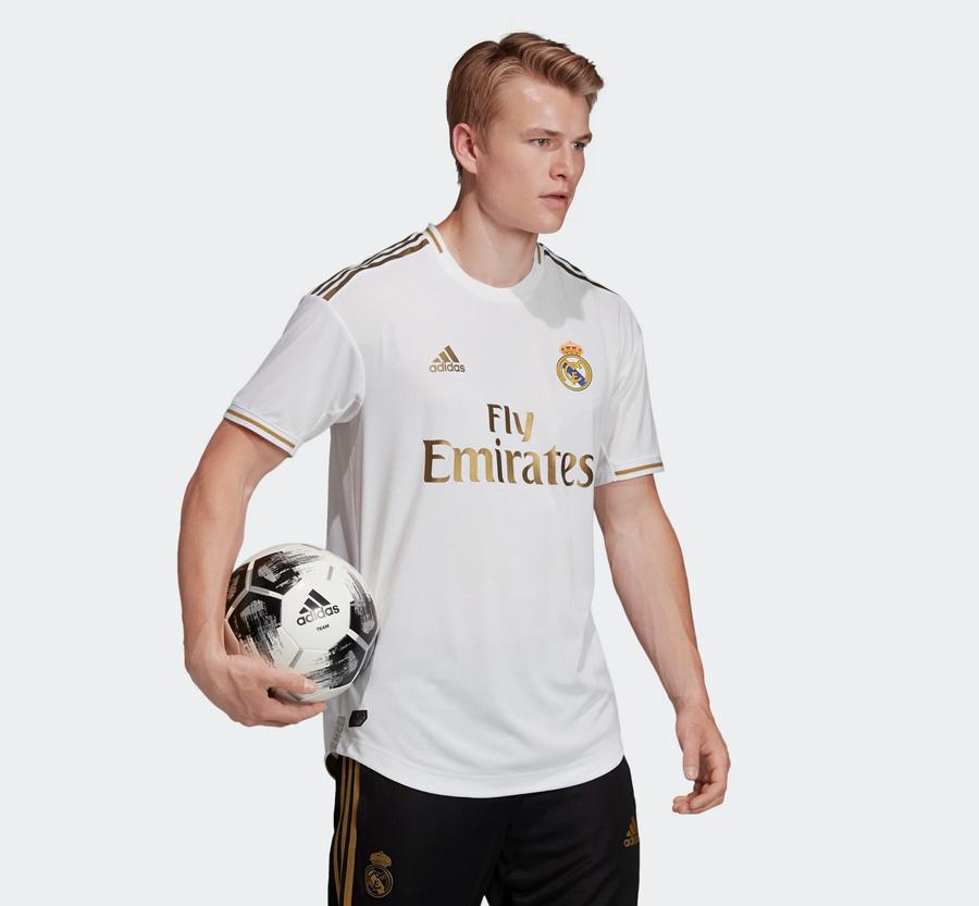 Real Madrid Hjemmebanetrøje 2019