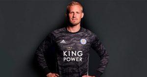Schmeichel Leicester City FC Målmandstrøje 2019