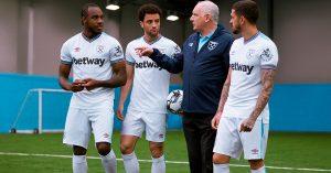 West Ham United FC Udebanetrøje 2019
